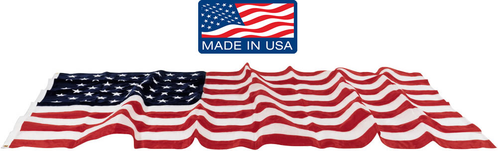 Made in the USA American Flags for Sale | Ameritex Flags