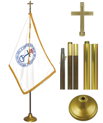 United Church of Christ Indoor Flag Presentation Sets