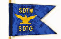 Custom Sewn Air Force Guidon Flags