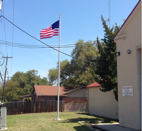 Flagpole Repair and Installation Services | Ameritex Flag